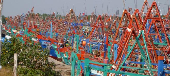 Ha Tien, une ville aux airs de station de balnéaire