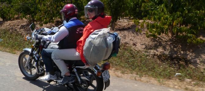 Circuit en moto avec les easy-riders depuis Dalat à la découverte des fabriques locales